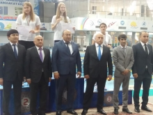 Winners of the swimming championship of the Republic of Tajikistan determined