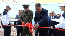Commissioning of the second swimming pool in Khujand