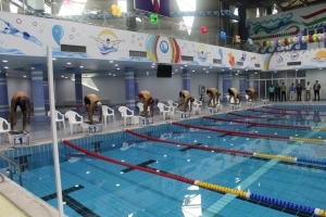 Swimming tournament in the MIA